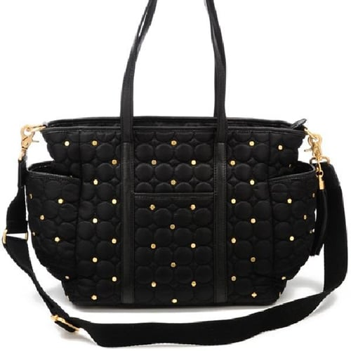black designer diaper bag mu5m  black designer diaper bag