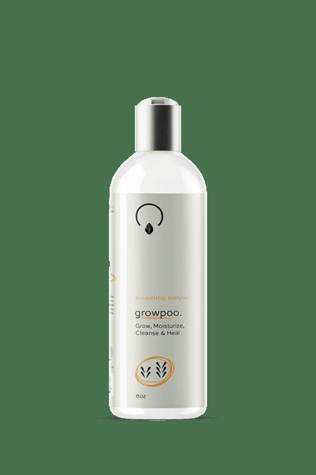 OrganiGrow GrowPoo Moisturizing Shampoo