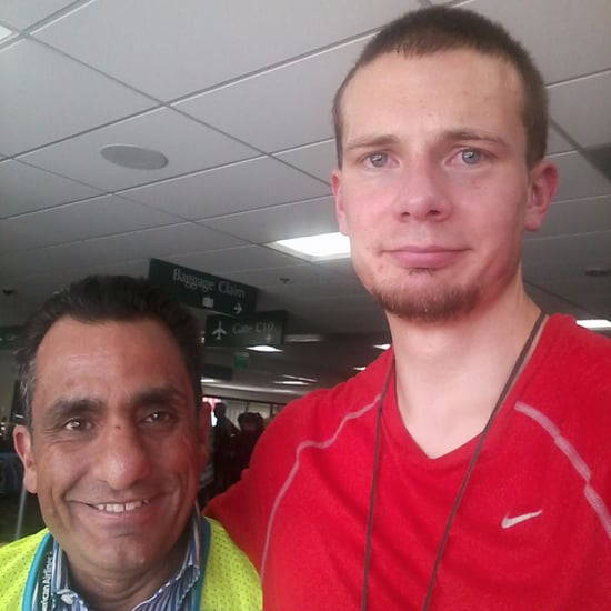 American Airlines Employee Helps Man With Autism