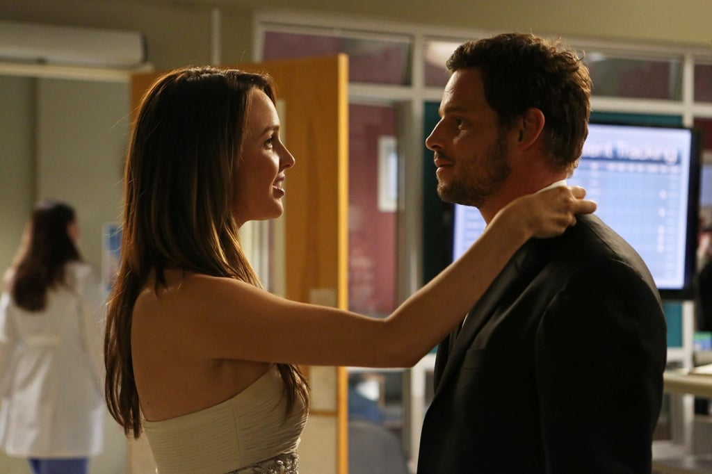 Do Alex And Jo Break Up On Greys Anatomy Popsugar Entertainment
