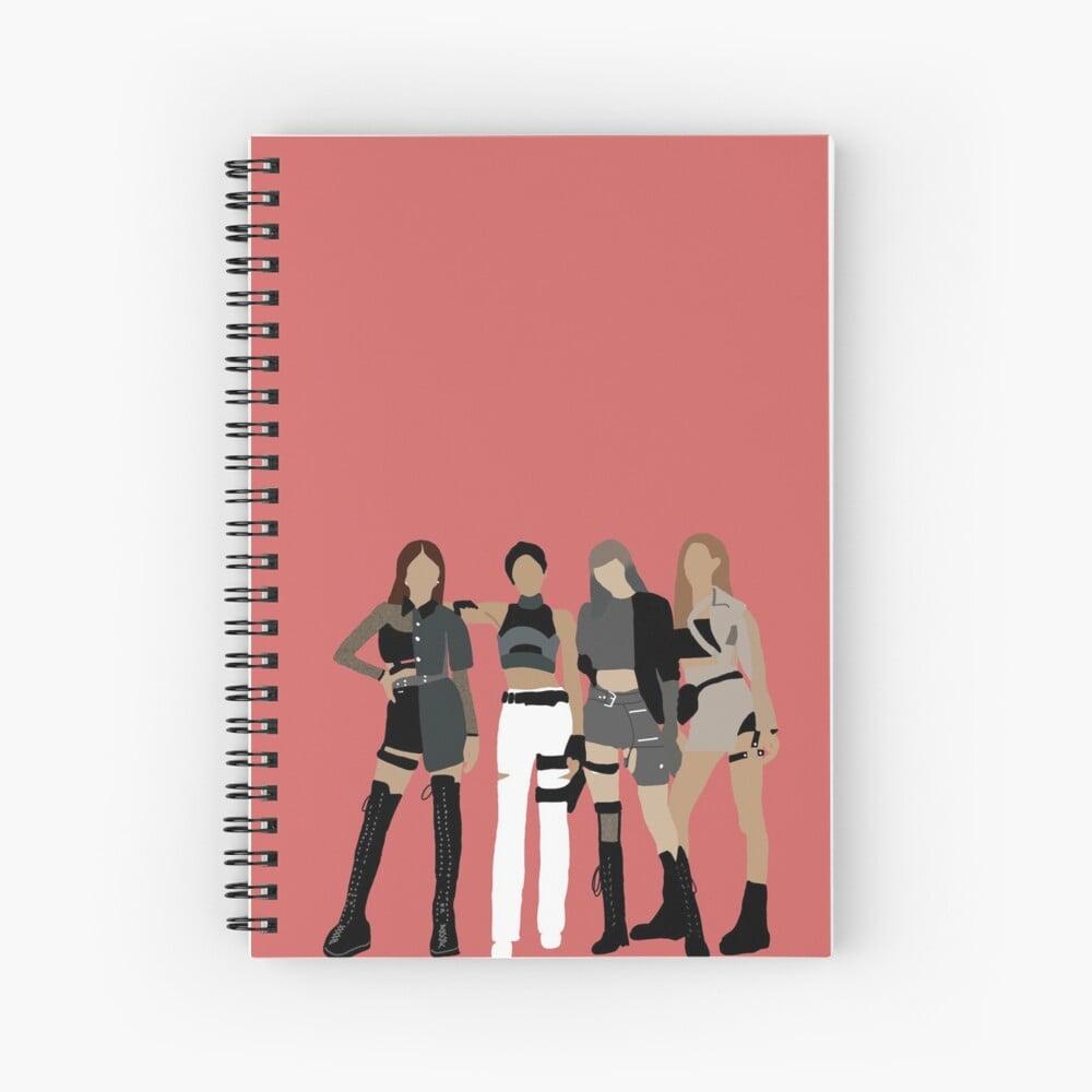 Blackpink Kill This Love Spiral Notebook