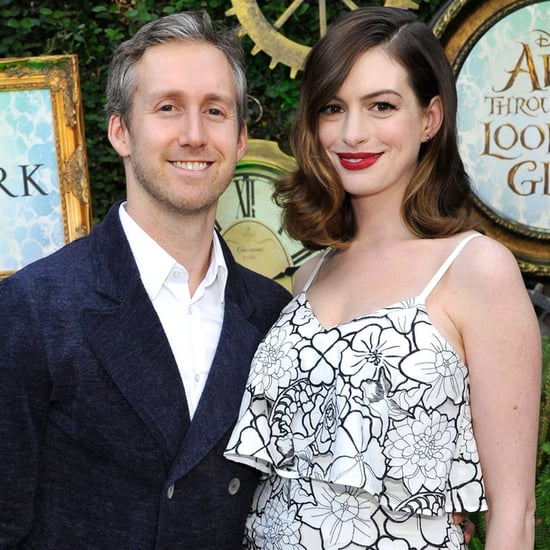 Anne Hathaway and Husband on Red Carpet May 2016