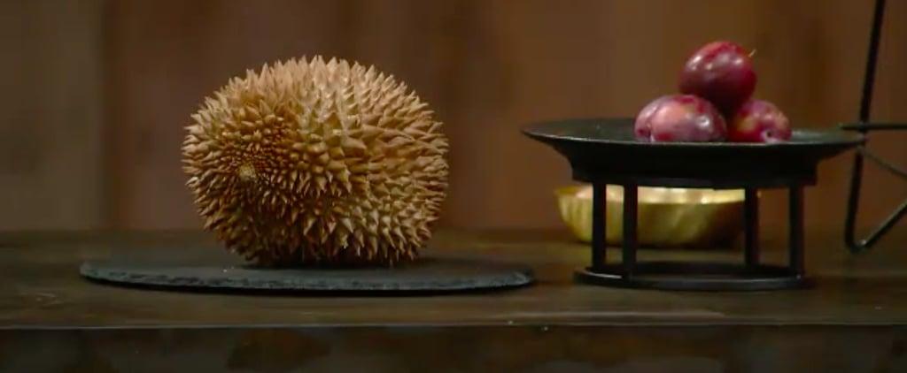 MasterChef 2020 Durian Mystery Box