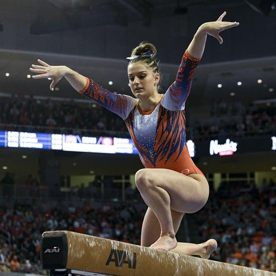Cassie Stevens's Unique Beam Skill | Auburn Gymnastics