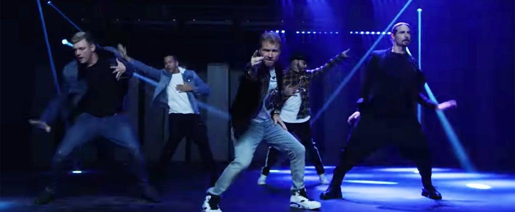 "Backstreet Boys ""Don't Go Breaking My Heart"" Music Video"