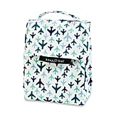 Organic Cotton Insulated Lunch Bag in Planes