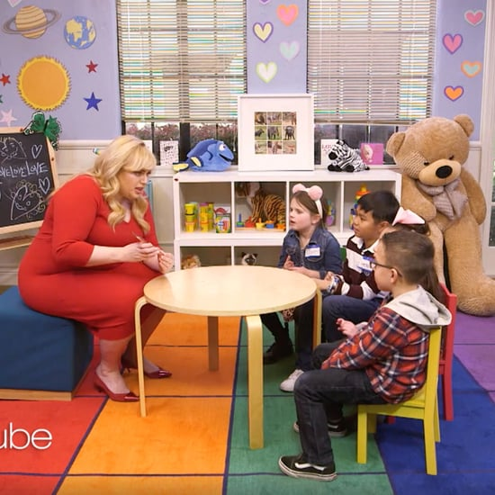 Rebel Wilson Explains Tinder to Kids