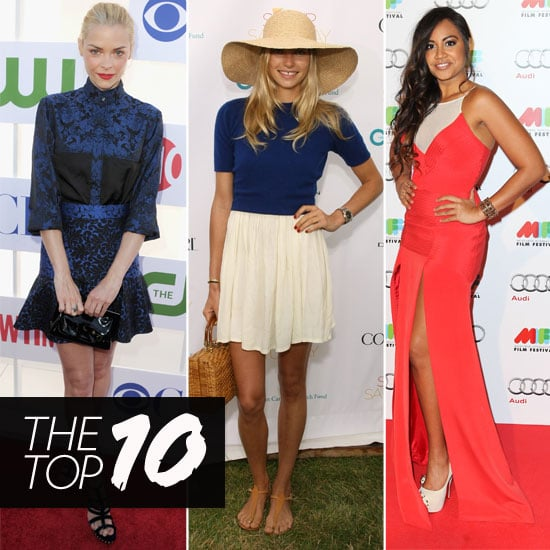 Top Ten Best Dressed Celebrities of the Week: Diane Kruger, Kate Middleton, Jessica Hart, Jessica Mauboy & More!