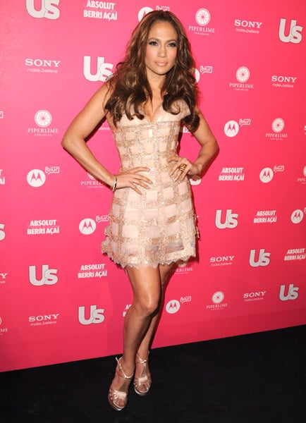 Best Dressed at Us Weekly Hot Hollywood Party