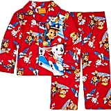 Button-Front Paw Patrol Pajama Set