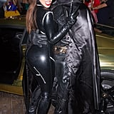 Kim Kardashian as Catwoman