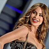 Sofia Vergara at the 2019 Vanity Fair Oscars Party