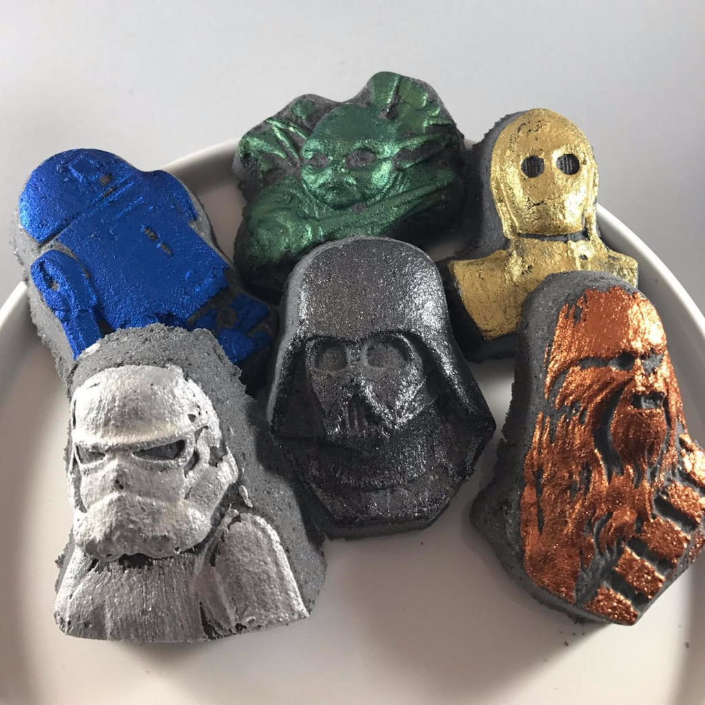 Star Wars Bath Bombs