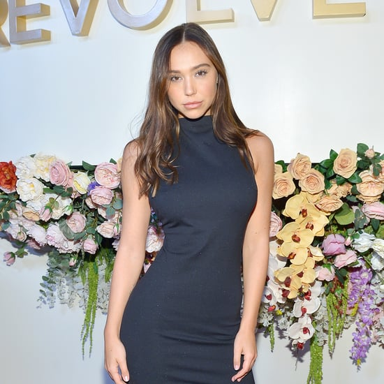 Alexis Ren Reveals How She and Noah Centineo Met