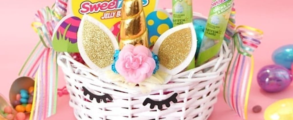 These Unicorn Baskets Will Make You Forget ALL About the Easter Bunny