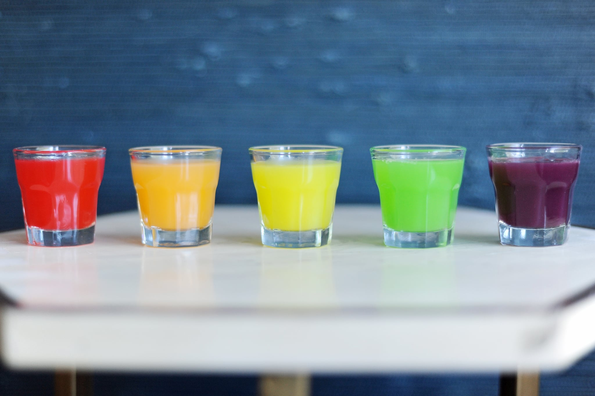 Cheap Shots Part 2 >> The Quickest Way to Make Skittles Vodka | POPSUGAR Food