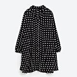Zara Polka Dot Dress ($13)