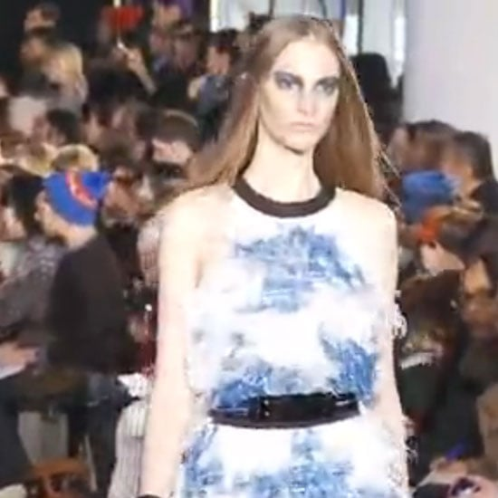 Fall 2012 Runway NYFW Prabal Gurung [Video]