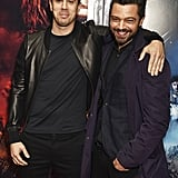Toby Kebbell and Dominic Cooper