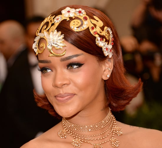 Celebrity Hair Accessories at the Mat Gala 2015