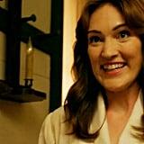"""Kristen Rakes as """"Nurse Bridget"""""""