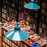 You can spend hours in a bookstore trying to pick out your favourite books.