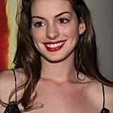 Anne Hathaway 2001
