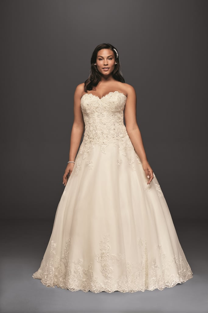 Lane Bryant Wedding Dress