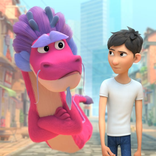 See a Clip From Netflix's Wish Dragon, Out June 11