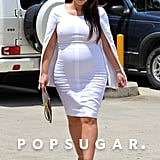 Kim Kardashian Preps For a Big Baby Shower Bash