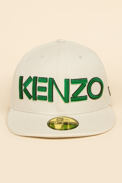 Get a dose of high-fashion team spirit with this sleek cap, courtesy of Kenzo.  Kenzo x New Era Fitted Hat ($60)