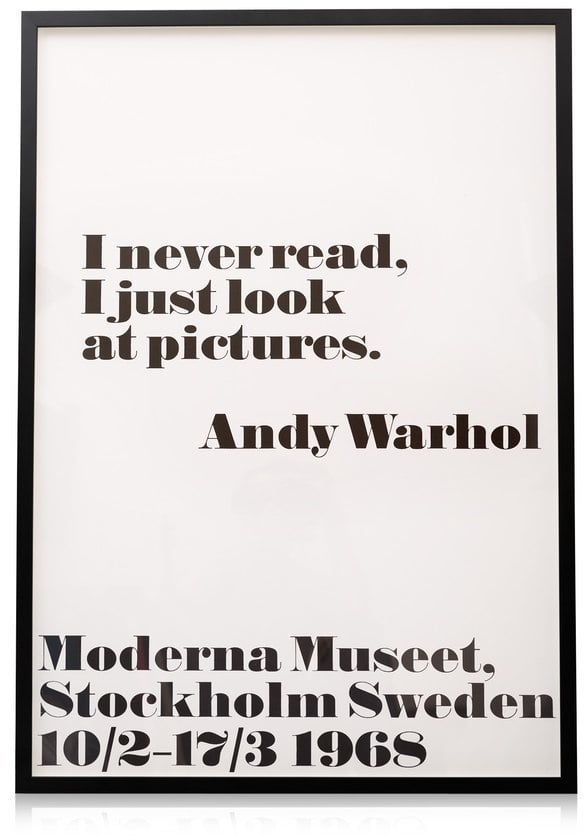 Oliver Bonas Wall Art by Andy Warhol  sc 1 st  popsugar uk : andy warhol wall art - www.pureclipart.com