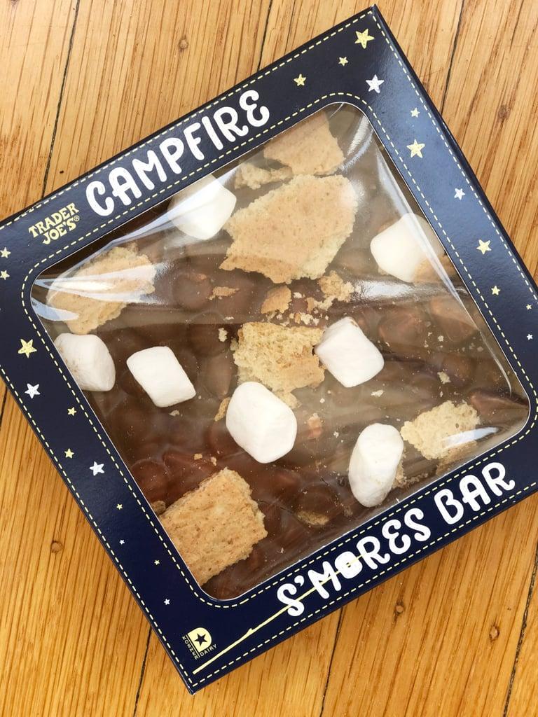 Campfire Smores Bar 3 Best Trader Joes Chocolate Bars