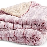 Elle Home Micromink Throw Bedding