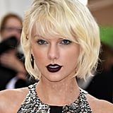 Taylor Swift's Beauty Look at Met Gala 2016