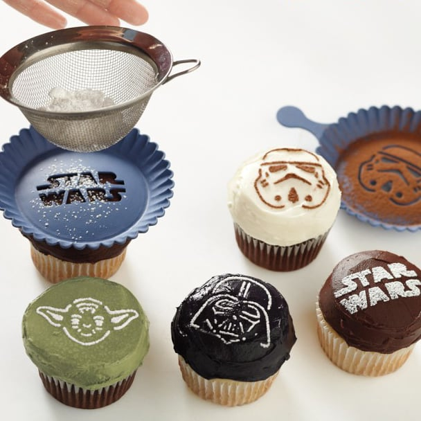 Star Wars Cupcake Decorations POPSUGAR Tech