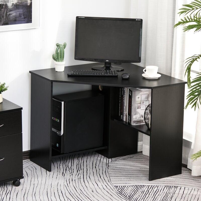 Ebern Designs Alenia Corner Desk