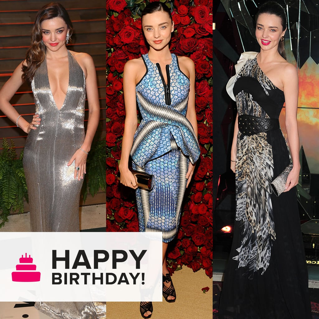 Best Miranda Kerr Dresses | Pictures | POPSUGAR Fashion