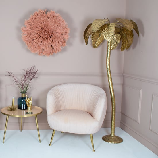 Pink Accent Chairs For the House