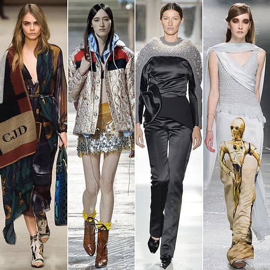 100 Best Outfits From Fashion Week For Fall 2014