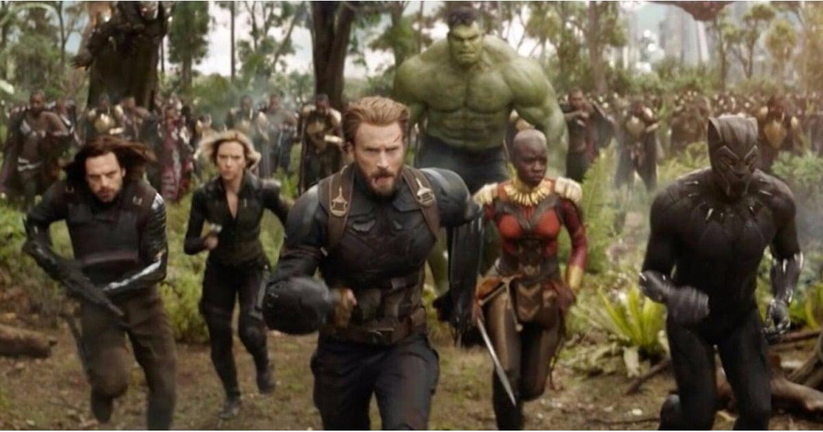 Avengers 3 release date in Australia