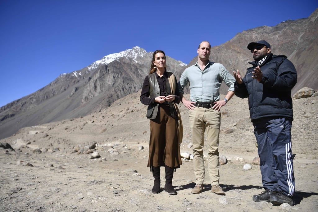 Kate Middleton in Really Wild and Missoma
