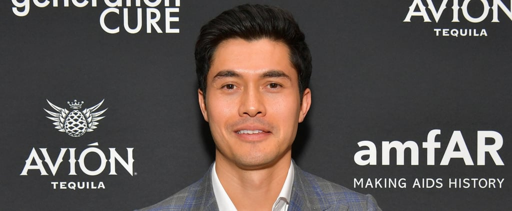 Who Is Henry Golding?