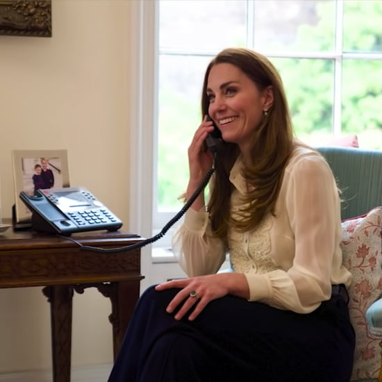 Duchess of Cambridge Rewears Whistles Blouse From 2010