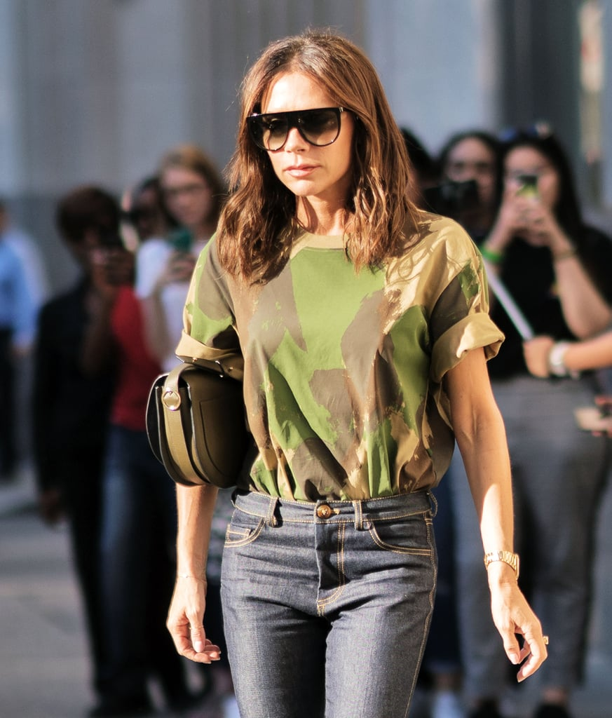 Bye, White T-Shirts! Victoria Beckham Predicts They'll Be Replaced by This 1 Item