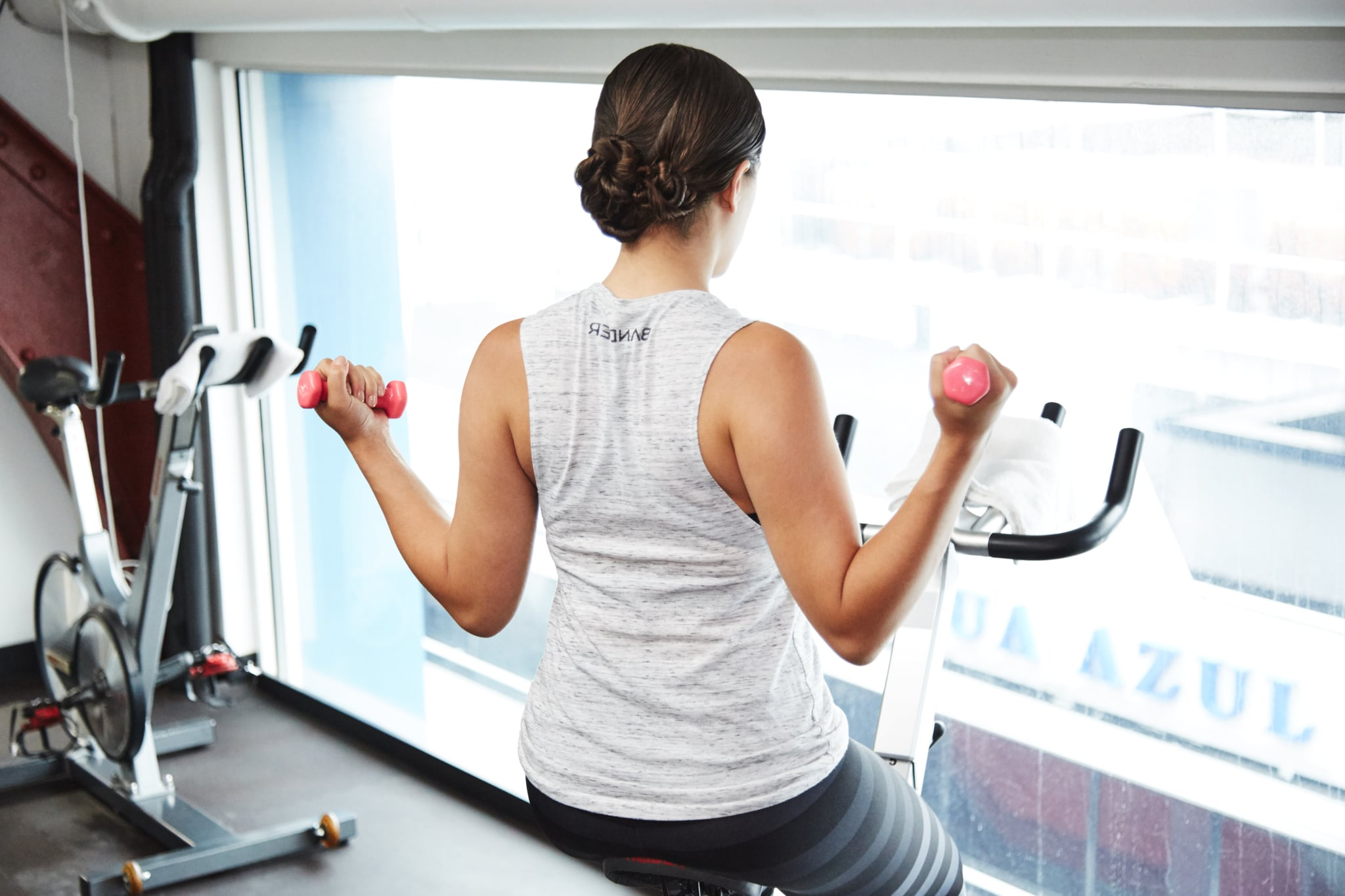 Spin Class Playlist For The Gym Popsugar Fitness