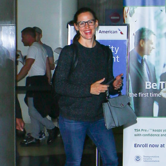 Jennifer Garner Violet Affleck Look-Alike Picture