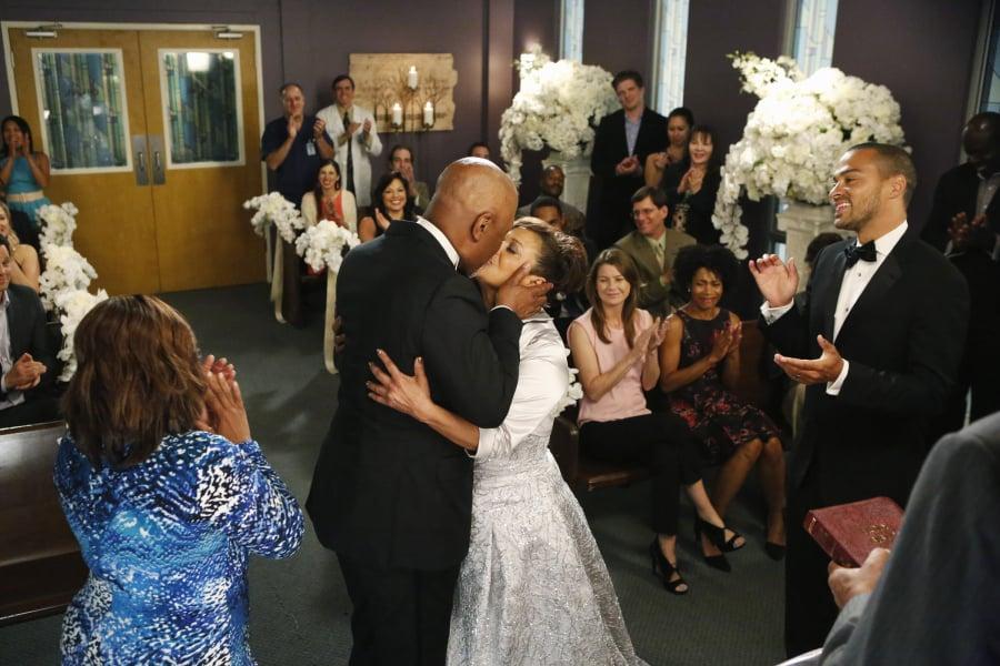 Greys Anatomy Season 11 Finale Recap Popsugar Entertainment