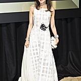 Michelle Yeoh at Shiatzy Chen Fall 2019