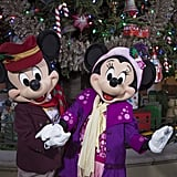 Magic Kingdom Park: With Friends Mickey and Minnie Mouse